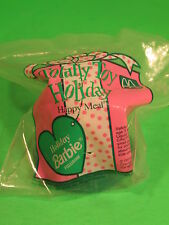 1993 McDonalds - Holiday Barbie Snow Dome - Totally Toy I *CANCELLED* *RARE* MIP