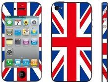 COVER SKINS PER iPhone 4/4S ADESIVO 3M UK SKIN 01-01-18 ATTACCA STACCA NEW
