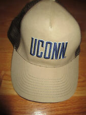 Vintage Starter NCAA UCONN CONNECTICUT HUSKIES Basketball (Snap Back) Mesh Cap