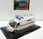 GAZ 32214 GAZEL AMBULANCIA RUSSIAN AMBULANCE 1/43 DE AGOSTINI