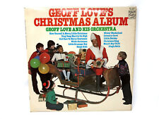 Geoff Love And His Orchestra* – Geoff Love's Christmas Album LP 12'' Collection