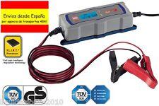 CARGADOR DE BATERIAS PANTALLA LCD PARA COCHE,MOTO,BARCO,QUAD/6V/12V/AGM/BATERIAS
