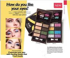 ORIFLAME THE ONE EXPRESS BLEND EYE SHADOW PALETTE - VIVID - BRAND NEW