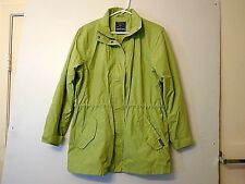 Pacific Trail outdoor wear women's jacket Green Lined size Medium long Sleeves