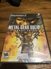 Metal Gear Solid 3 Snake EaterBrand New Factory Sealed PS2