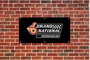 Buick Grand National Garage Shop Banner Tribute