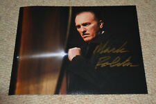 MARK ROLSTON signed Autogramm 20x25 cm In Person SAW