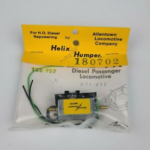 HO SCALE HELIX HUMPER #RM180 ATHEARN RAILPOWER DIESEL REPOWER KIT
