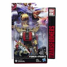 Transformers Power of the Primes Dinobot Snarl Deluxe Class Action Figure