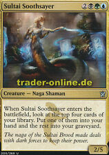 2x Sultai Soothsayer (Sultai-Wahrsager) Khans of Tarkir Magic