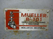 Mueller B-101 Drilling and Tapping Machine