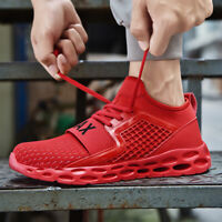Men's Blade Running Shoes Sneakers Sports Fashion Breathable Athletic Jogging