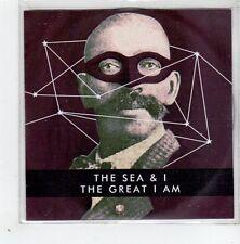 (GD578) The Sea & I, The Great I Am - 2014 DJ CD