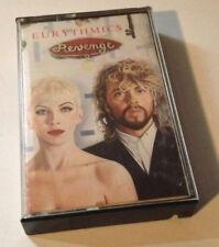 EURYTHMICS - Revenge - Cassette Tape - EX (Annie Lennox, Dave Stewart)