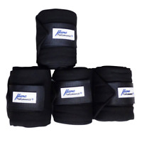 Horse Leg Standing Breathable Wraps / Bandages - Set of 4