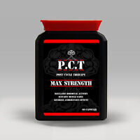 PCT TESTOSTERONE BOOSTER ANABOLIC MUSCLE GROWTH TEST BOOST - 2 MONTHS SUPPLY