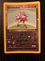 Hitmonchan Best Promo #2 Reverse Holo Pokémon Card