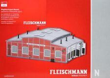 Fleischmann 9475 N - Ringlokschuppen- Bausatz NEU & OvP