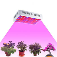 1200W LED Grow Light Panel Full Spectrum Hydroponics Plant Indoor Veg Bloom