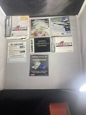 BOX ONLY!  Final Fantasy V 5 Nintendo Game Boy Advance GBA. Game Not Included.