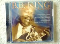 26604 B.B. King Thrill Ain't Gone, Noway Baby [NEW & SEALED] CD (2005)