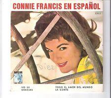 CONNIE FRANCIS - Yo se    ***Venezuela - Press***