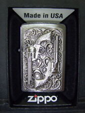Zippo Sturmfeuerzeug Revolver Emblem