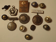 OLD BASEBALL BADGE COLLECTION from JAPAN