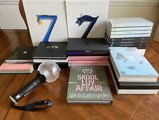 huge BTS fan lot army bomb 31 albums