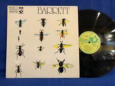 SYD BARRET SECOND ALBUM HARVEST 1973 RE FRANCE LP NEAR MINT