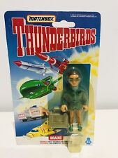 1992 Matchbox Gerry Anderson Thunderbirds Jeff Tracy Action Figure