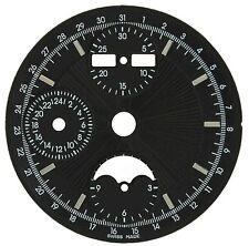DIAL for Chronograph movement Eta Valjoux 7751 7761 SWISS MADE N°1