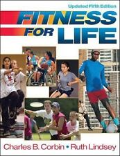Human Kinetics Fitness for Life Student text 5th edition (2007)GooD(3-7-3)761*