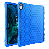 """For Apple iPad Pro 12.9"""" 3rd Gen 2018 Silicone Case Shock Proof Protective Cover"""