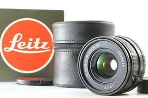 [TOP MINT in Case & BOX] Leica Elmarit-R 35mm F2.8 R-Only Lens From Japan 379