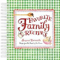 Recipe Blank Book Write In Family Recipes Spiral Notebook Journal Diary Cute New