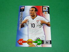 DONOVAN USA PANINI FOOTBALL CARD FIFA WORLD CUP 2010  ADRENALYN XL