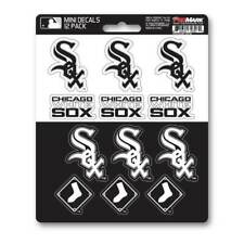 Chicago White Sox - Set Of 12 Sticker Sheet