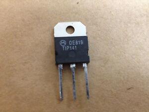 Motorola Transistor P/N TIP141