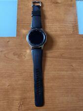 Samsung Galaxy Watch SM-R800 46mm Caja Plata Correa Negra Reloj Inteligente