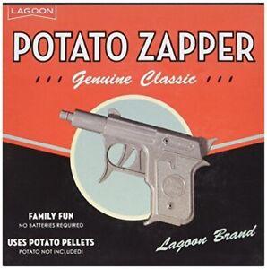 Lagoon Potato Zapper Spud Gun childs Toy Potato Shooter Child Spud Gun Toy