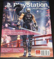 Playstation May 2009-Ninja Gaiden Sigma 2 -No Disc