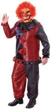 Costumi e travestimenti rosso vestiti horror per carnevale e teatro da uomo