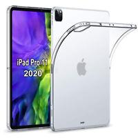 TPU Silikon Schutz Hülle iPad Pro 11 2020 Tasche Slim Crystal Etui Case Cover