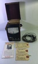 RARE Robertshaw Test Instrument Model 32-MP-2 Test Meter AS-IS SALE