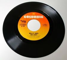BILLY JOEL BIG SHOT/ROOT BEER RAG (NM) 3-10913 45 RECORD