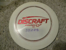 Discraft Esp Crush 1.8 173 gram golf disc