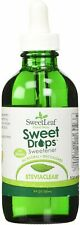 SteviaClear Liquid by SweetLeaf, 4oz.