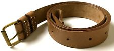 WWII IJA JAPAN JAPANESE ARISAKA TYPE 99 RIFLE-LEATHER SLING