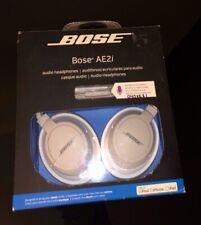 New Bose OE2i Audio Headphones - White  FOR-IPOD-IPHONE-IPAD